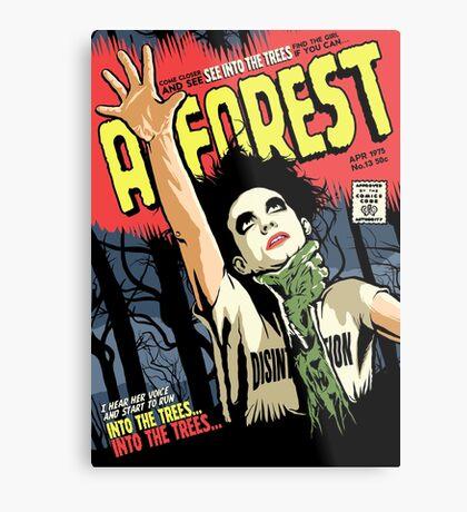 TFTS | Forest Metal Print