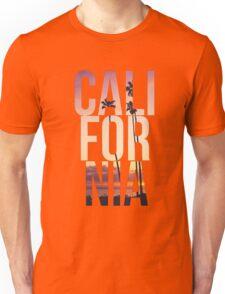 California Beach Unisex T-Shirt