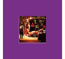 62 LeMans - Pit Ferrari Photographic Print