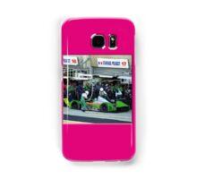 72 LeMans2 - Pit Courage Samsung Galaxy Case/Skin