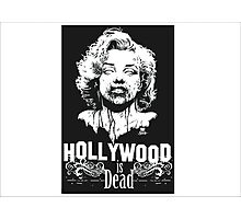 Marylin Monroe gonna be hot ghost Photographic Print
