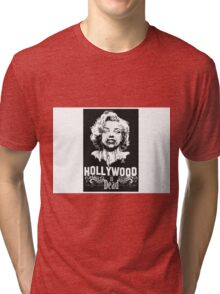 Marylin Monroe gonna be hot ghost Tri-blend T-Shirt