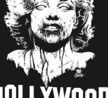 Marylin Monroe gonna be hot ghost Sticker