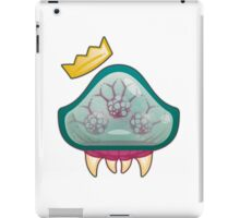 Friendly Vector King-troid iPad Case/Skin