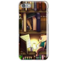 The Garden of Many Stories iPhone Case/Skin
