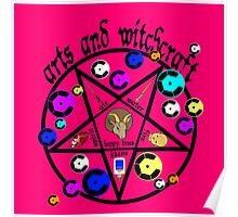Arts and Witchcraft Poster