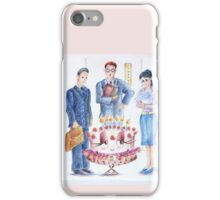 """Storia di una torta"" iPhone Case/Skin"