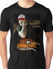 Aaron Lewis tour 2016 3 Unisex T-Shirt