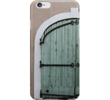 Make do and mend. iPhone Case/Skin