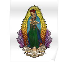Our Lady Mother Nature Poster