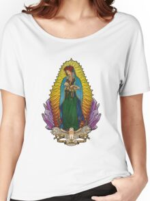 Our Lady Mother Nature Women's Relaxed Fit T-Shirt