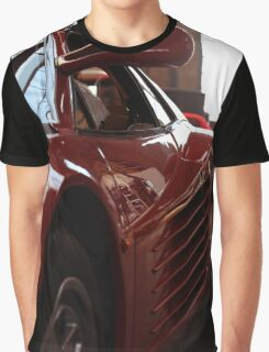 ferrari Graphic T-Shirt
