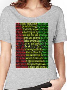 Reggae Artist - Roll Call Vol 2 Women's Relaxed Fit T-Shirt