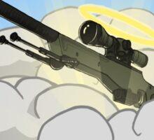 CSGO Awp in Heaven Sticker