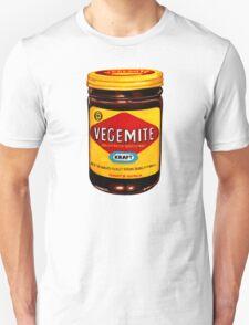 Vegemite Pattern Unisex T-Shirt