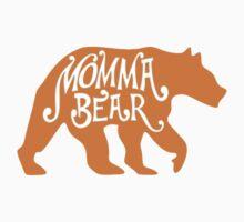 Momma bear  Baby Tee
