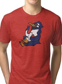 Cool Penguin  Tri-blend T-Shirt