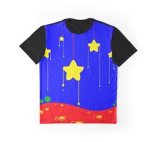 Kiddie Stars Graphic T-Shirt
