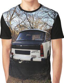 GDR Trabant Graphic T-Shirt