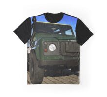 Land Rover Defender 2002 Graphic T-Shirt