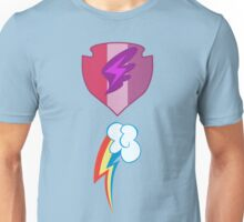 My little Pony - Scootaloo + Rainbow Dash Cutie Mark V2 Unisex T-Shirt