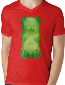 Gummy bear Mens V-Neck T-Shirt