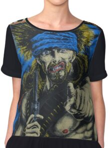 Suicidal Tendencies Join the Army Chiffon Top