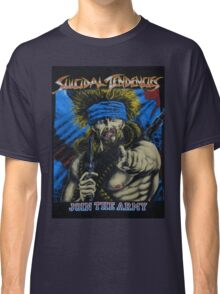 Suicidal Tendencies Join the Army Classic T-Shirt