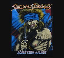 Suicidal Tendencies Join the Army Unisex T-Shirt