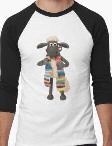 Shaun Color Men's Baseball ¾ T-Shirt