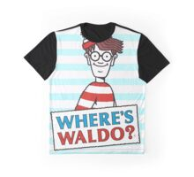 Where Is Waldo  Graphic T-Shirt