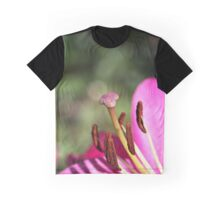 Lily Stigma and Stamens Graphic T-Shirt