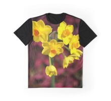 The Happy Jonquils Graphic T-Shirt