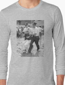 Bernie Arrest Long Sleeve T-Shirt
