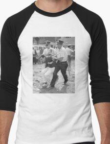 Bernie Arrest Men's Baseball ¾ T-Shirt