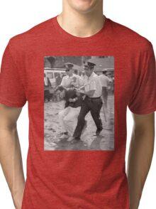 Bernie Arrest Tri-blend T-Shirt