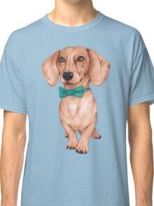 Dachshund, The Wiener Dog Classic T-Shirt