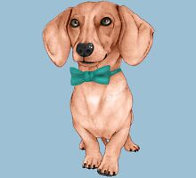 Dachshund, The Wiener Dog Unisex T-Shirt