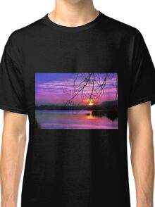 landscape lake Classic T-Shirt