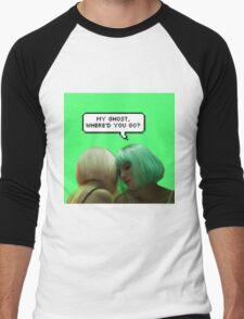 Halsey Ghost  Men's Baseball ¾ T-Shirt