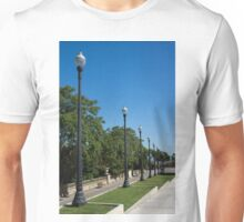 The Marching Lights - a Barcelona Perspective Unisex T-Shirt