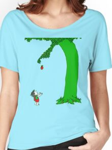 Givin' tree Women's Relaxed Fit T-Shirt