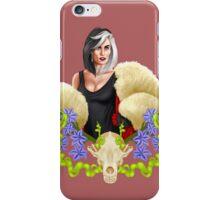 Cruella  iPhone Case/Skin