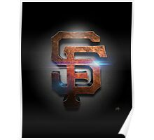 SF Giants MOS Poster