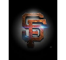 SF Giants MOS Photographic Print