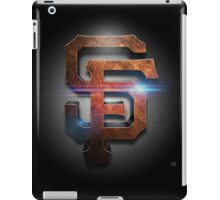 SF Giants MOS iPad Case/Skin