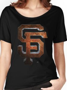 SF Giants MOS Women's Relaxed Fit T-Shirt