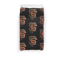 SF Giants MOS Duvet Cover