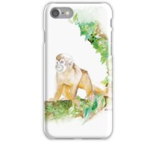 Scatter Monkey iPhone Case/Skin