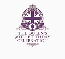 Queen's 90th Birthday #HappyBirthdayYourMajesty (T-shirt, Phone Case & more) Unisex T-Shirt